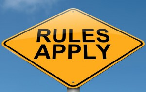 enforcing conduct rules