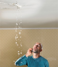 water damage sectional title schemes