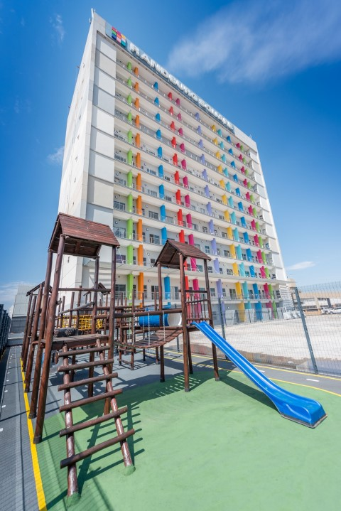 Randburg Square Apartment playarea