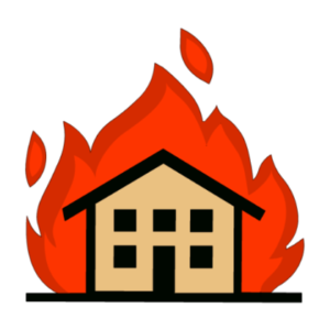Building fire insure