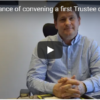 The importance of convening a first Trustee or Director meeting after the Annual General Meeting