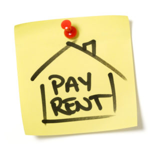 Rental Payment Due