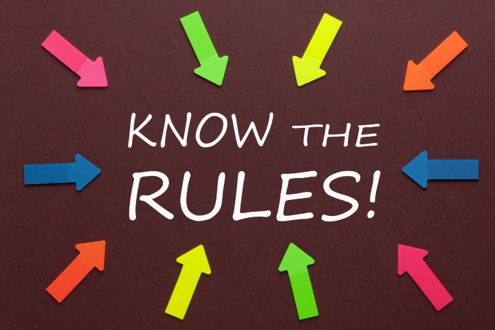 sectional title conduct rules